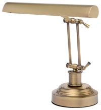 Antique Brass LED Piano / Desk Lamp - Contemporary - Desk ...