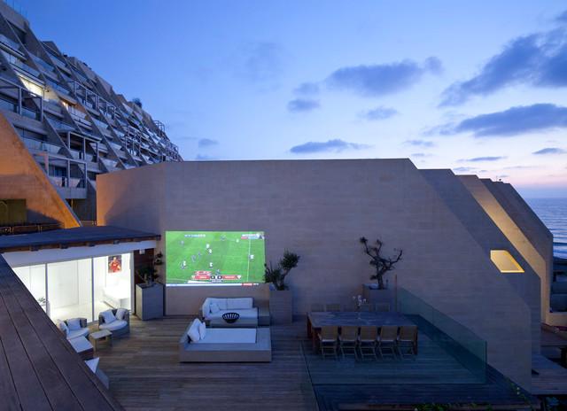 apt Kaz modern patio