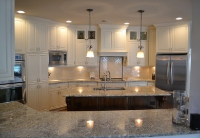 White Kitchen Cabinets Home Design Photos Houzz
