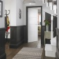 Hallway inspiration modern hall yorkshire and the humber by