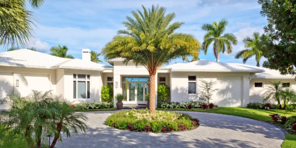 naples florida modern private