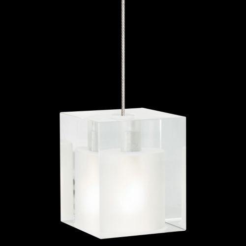 Cube Pendant by Tech Lighting