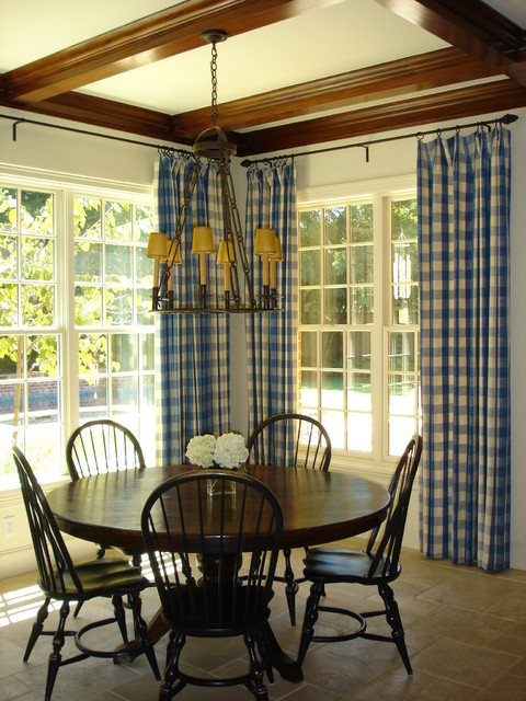 English Country  Traditional  Dining Room  houston  by