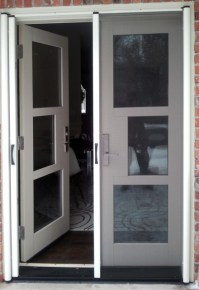French Door Retractable Screen - Bing images