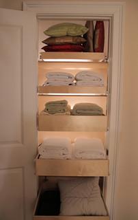 Airing Cupboard  Linen Closet