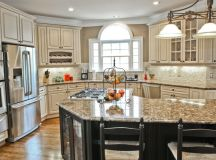 Antique White Cabinets Home Design Ideas, Pictures ...