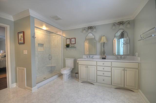 Elegant Master Bath  Traditional  Bathroom  other metro