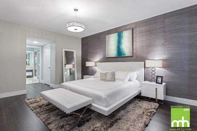 nice mirrors living room modern curtains for 151 biscayne condo - bedroom miami by mh2g