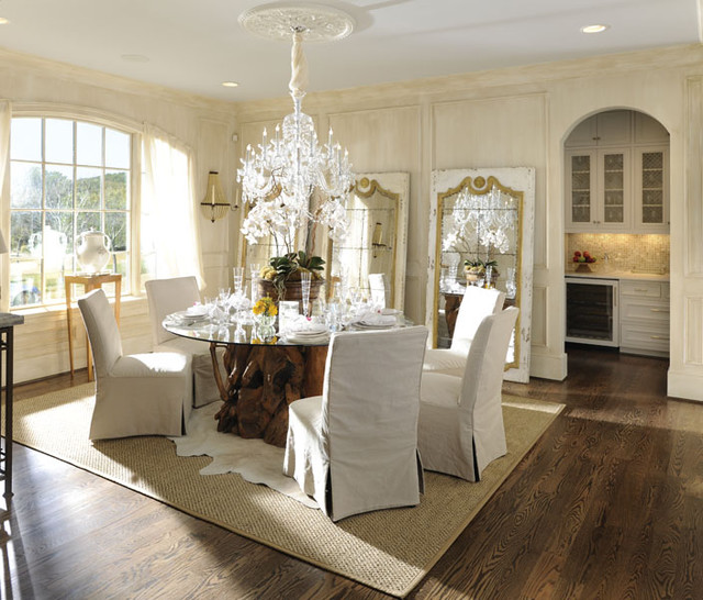 2011 Southern Living Showcase Home  Traditional  Dining