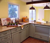 Tuscan Country Kitchen - Eclectic - Kitchen - by RJK ...