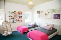 MODERN INTERIOR: Twin Girls Bedroom Pictures