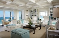 Living Rooms - Beach Style - Living Room - atlanta - by ...