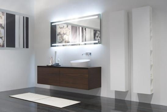 Antonio Lupi Back lit Mirrors  Modern  Bathroom Mirrors