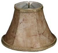 Decorative Trim Bell Chandelier Lampshade