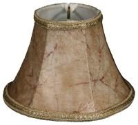 Decorative Trim Bell Chandelier Lampshade