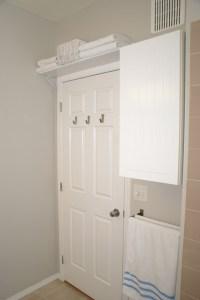 Small Bathroom Storage Solutions - Contemporary - Bathroom ...
