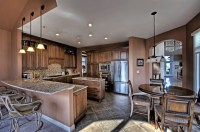 Leesburg Traditional Kitchen - Seating - Traditional ...