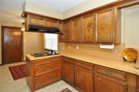 Kitchen granite selection, Backsplash & kitchen cabinet ...