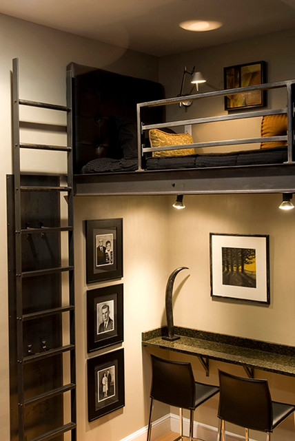 Urban Small House Loft