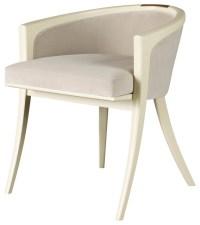 Diana Vanity Chair - Baker Furniture - Modern - Armchairs ...