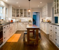 Left Bank Country House - Farmhouse - Kitchen - new york ...