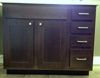 Echelon Cabinetry - Craftsman - Bathroom Vanities And Sink ...