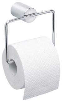 DUO Hanging Toilet Paper Holder - Modern - Toilet ...