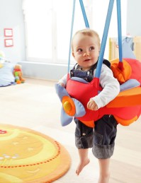 The gallery for --> Newborn Baby Boy In Bouncer