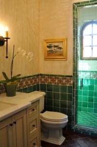 Spanish style home - Traditional - Bathroom - san ...