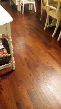 Red Oak Rustic Grade Hardwood Flooring