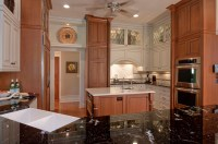 Haile Plantation Home - Traditional - Kitchen - other ...