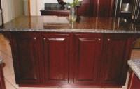 Kraftmaid Cabinetry, Carrington- Cherry Cabernet