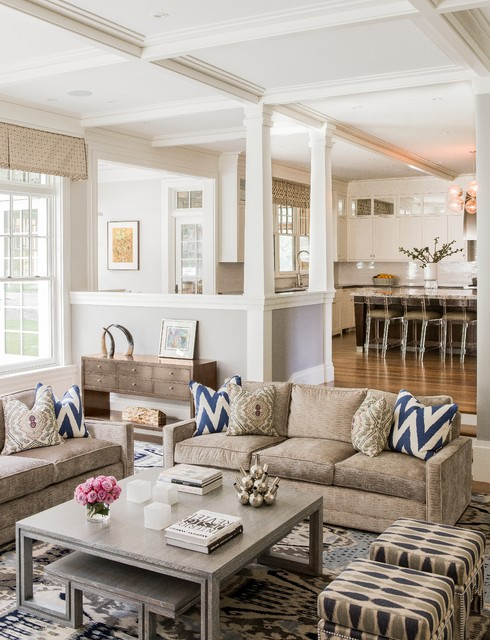 sectional sofas boston black sofa set designs valentine street residence - transitional family room ...
