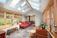 2012 CotY Award-Winning Additions - Eclectic - Family Room ...