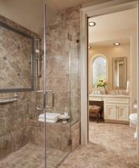 Southern Living Master Bathroom - Traditional - Bathroom ...