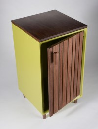 Liquor cabinet - Contemporary - Nightstands And Bedside ...