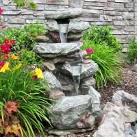 Outdoor Garden Water Features - Tropical - Outdoor ...