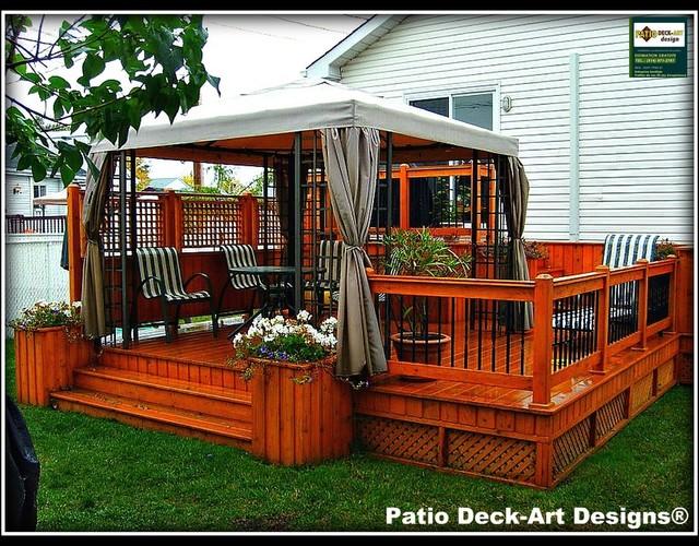 PATIO DECK-ART DESIGNS OUTDOOR LIVING
