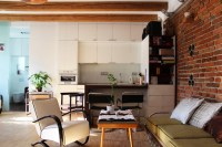 My Houzz: DIY Love Pays Off in a Small Prague Apartment ...