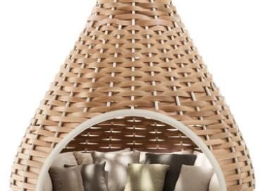 Nestrest Garden Hanging Chair By Dedon Design Fred Frety