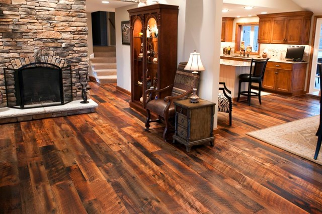 Reclaimed Barn Wood Flooring/Old Dirty Top