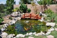 Garden Bridge - Tropical - Landscape - los angeles - by ...
