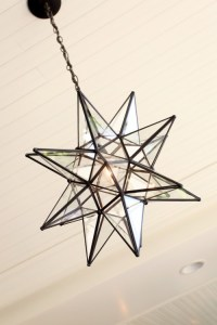 where can I purchase this star shaped light fixture?