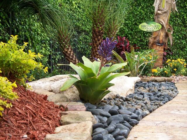 Tropical Garden Design Front Yard – Thorplc Com