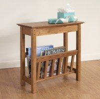 Woodwork Wooden Magazine Rack Table PDF Plans