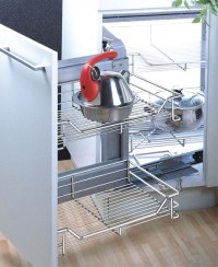 Kitchen Accessories Contemporary Kitchen Drawer Organizers ...