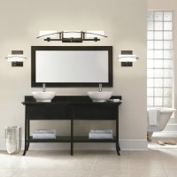Kiesha Blog: Contemporary Bathroom Lighting