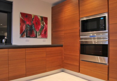 Cleaning Teak Kitchen Cabinets