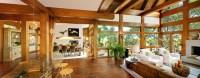 Tree House-Kiawah Island - Modern - Living Room ...
