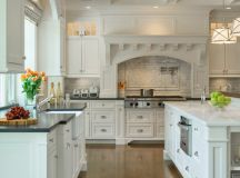 Timeless Traditional - Traditional - Kitchen - boston - by ...